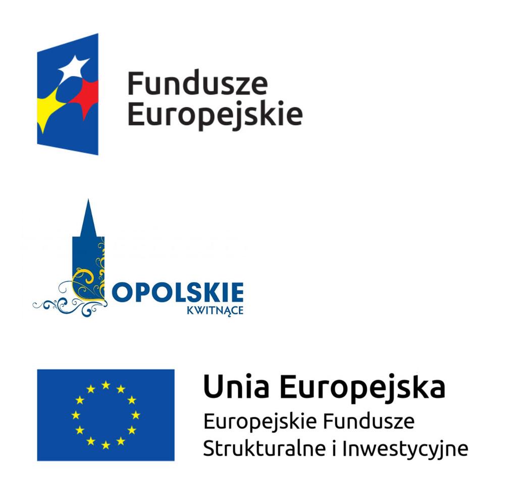 Loga projektów unijnych